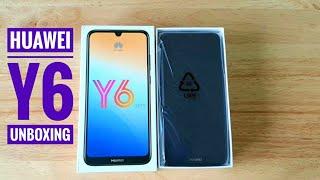 Huawei Y6 (2019) Unboxing In 2020