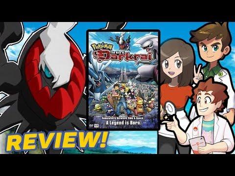 Opening To Pokemon The Rise Of Darkrai Dvd Youtube