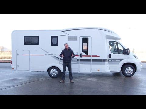 The Practical Motorhome Adria Matrix Plus 670 SC review