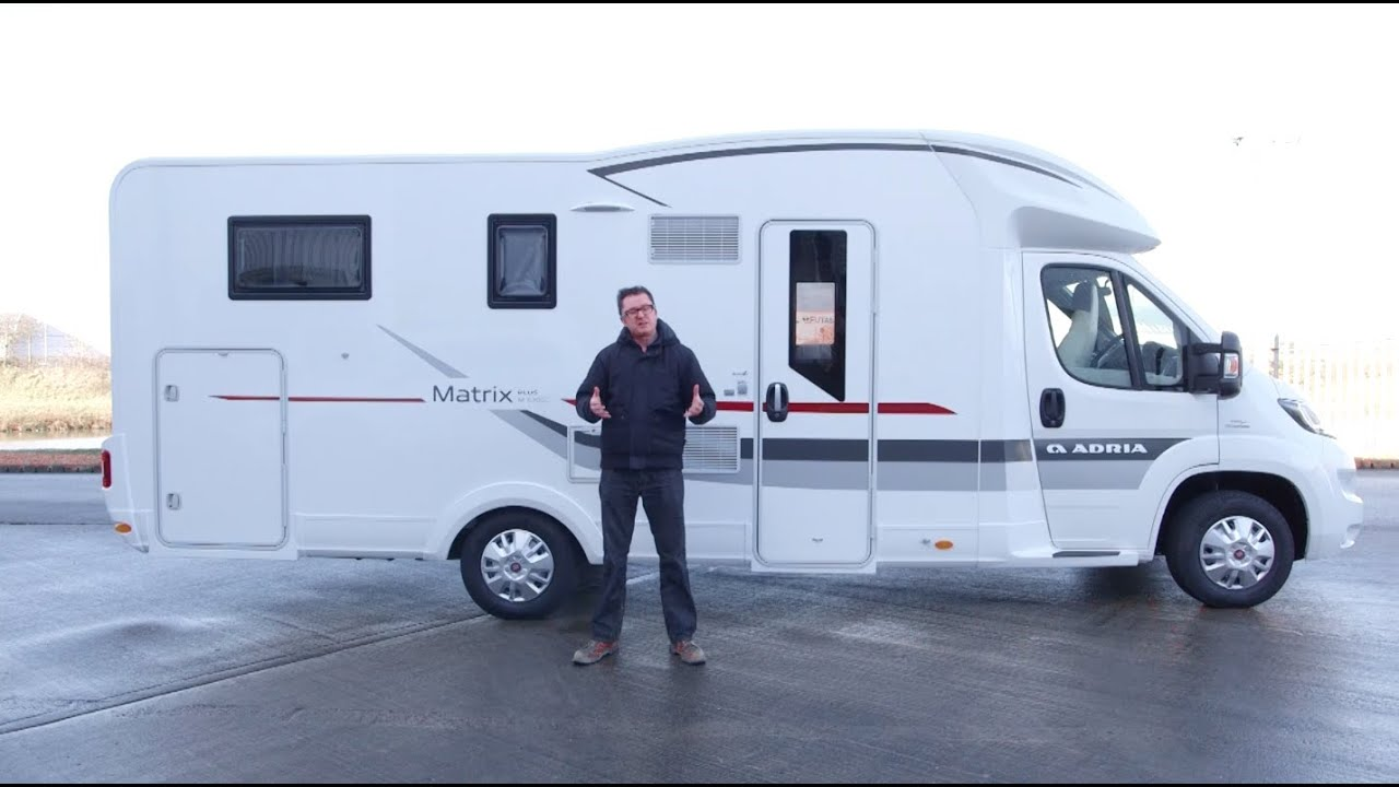 Adria Matrix Plus 670 SC review - Adria motorhomes | Practical Motorhome