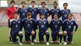 4月11日から静岡県内でトレーニングキャンプを行っていたU-23日本代表候...