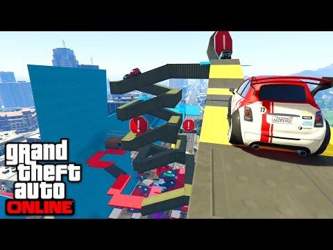 PUSH PUSH BIG TOWER - GTA 5 ONLINE
