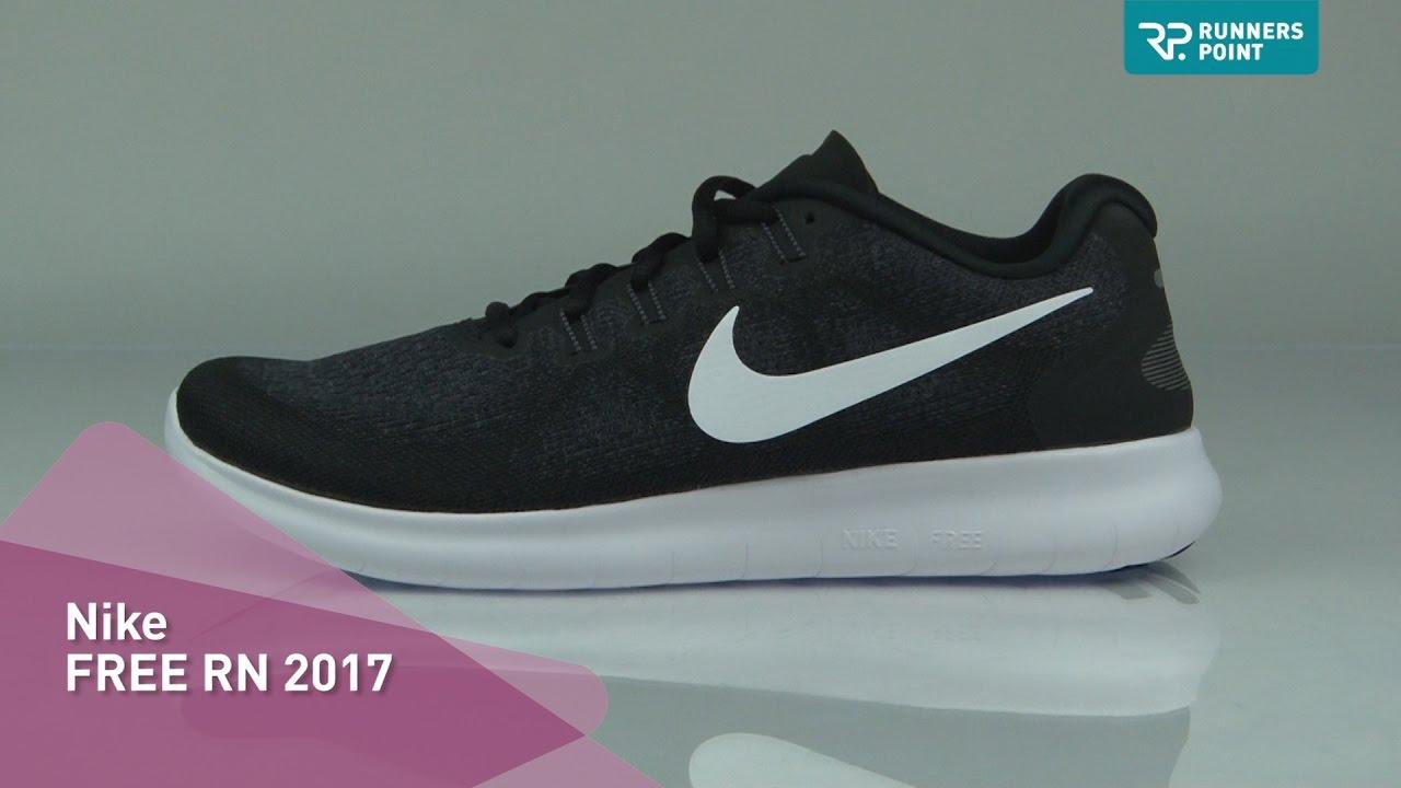 Nike FREE RN 2017 - YouTube