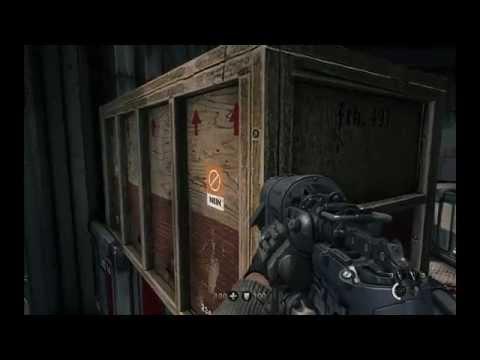 """Wolfenstein The New Order """"Über / Wyatt"""" maxed graphics 4K / 2160p Walkthrough PART 14 - Heavy Robot"""