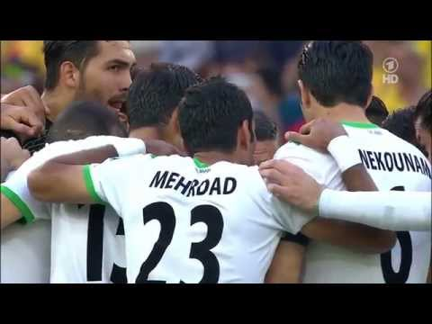 IRAN vs NIGERIA World Cup 2014  ''HD Moments''