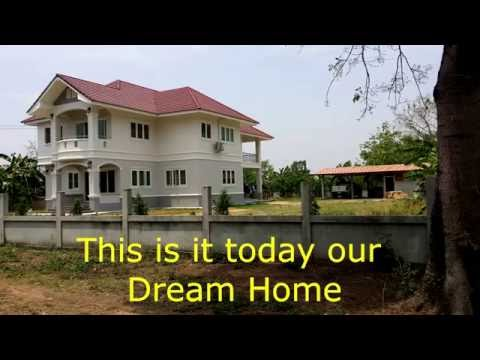 Building a Home in Thailand  Part 2