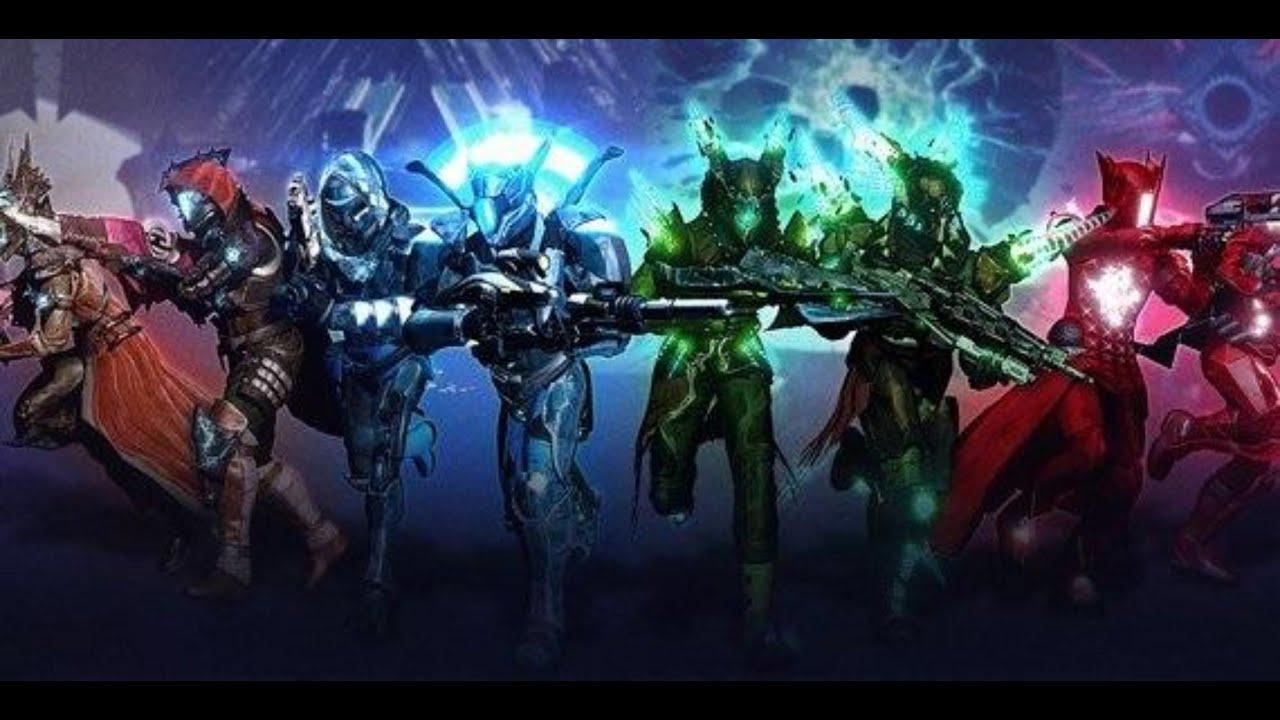 The Most Aesthetic Armor In Destiny So Far (Age Of Triumph) All 12 Raid  Sets Showcase