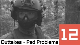 "Jaguar 12 Airsoft | Outtakes - ""Pad Problems"""
