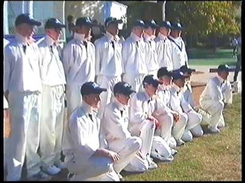 WDCU Cricket Tour to SA 2002 Part 1