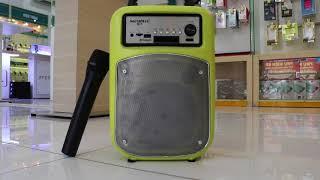 Đánh giá loa Soundmax M1: Đưa karaoke đi khắp thế gian