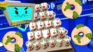 The Ultimate Office Job Procrastinator! - Job Simulator Infinite Overtime Gameplay