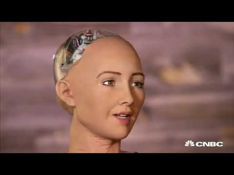 Most advanced AI Robot 'wants' to destroy Humans