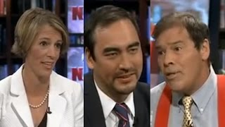 New York Candidates Zephyr Teachout, Randy Credico, Tim Wu on Challenging Cuomo
