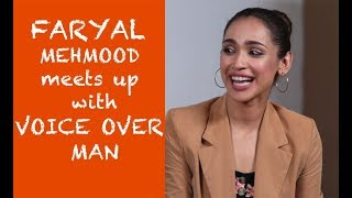 Voice Over Man meets up with Faryal Mehmood. Episode #44