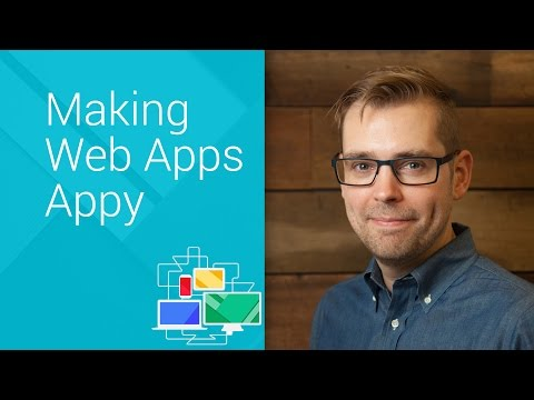Making Web Apps Appy - Chrome Dev Summit 2014 (Alex Russell)