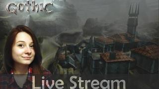 #1 🔴 Live Gothic 🔴 Zaczynamy przygodę Bezimiennego