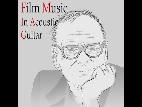 Ennio Morricone: Film Music In Acoustic Guitar - Performed by Nic Polimeno