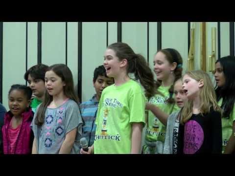 Arbor Day at Chittick Elementary School