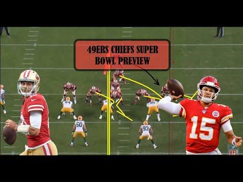 49ers/Chiefs Super Bowl Preview: Film Room