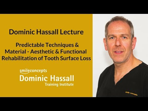 Predictable techniques & material - aesthetic & functional rehabilitation of tooth surface loss
