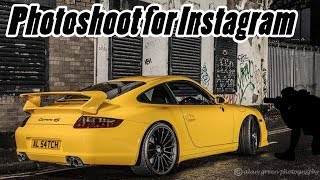 Widebody Porsche 997 Professional Photo Shoot
