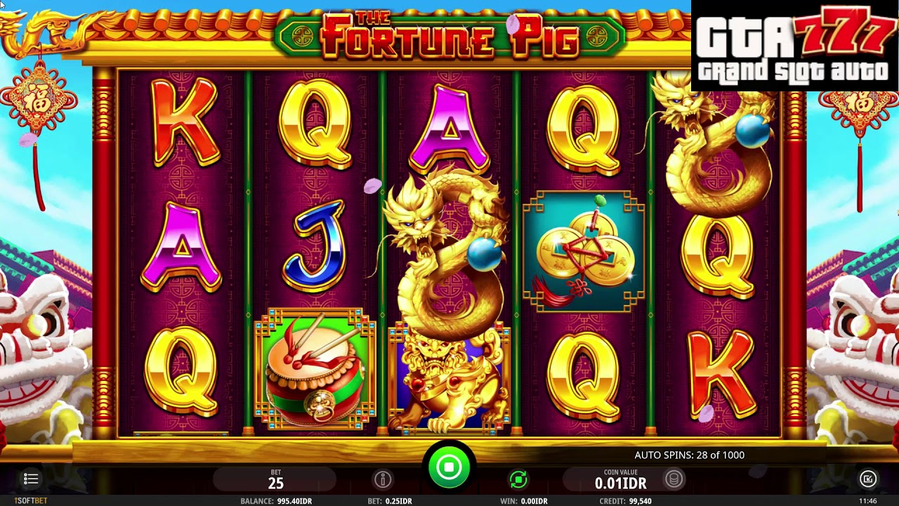 Spiele The Fortune Pig - Video Slots Online