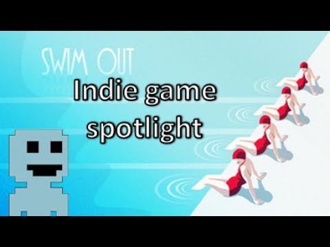 Indie Game Spotlight : Swim Out  
