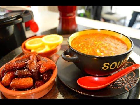 Cuisine marocaine/ La soupe rapide de Harira