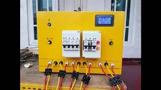 Pengawatan Electrowinning Emas Perak Tembaga 1kg per hari