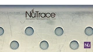 NuTrace- Laser marking surgical trays and lids