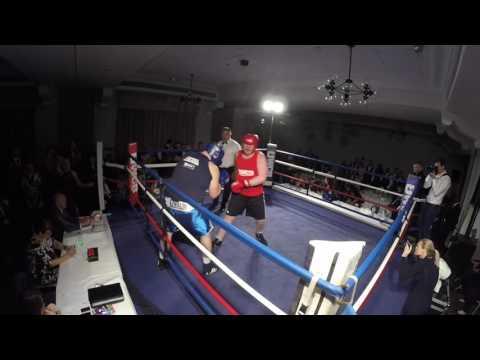 Ultra White Collar Boxing Dartford | Rhys Johnson VS Harry Kempson