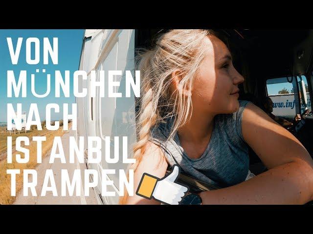 Per Anhalter nach Istanbul trampen und 6h verzweifen #9