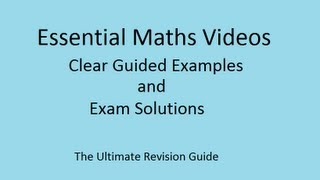 Rearranging basic equations to make x the subject - GCSE maths revision video :