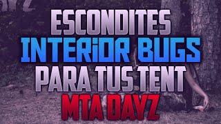 20 Escondites Glitches/Bug MTA Dayz/GTA/Freeroam/Samp Español [2017] - FasTriX