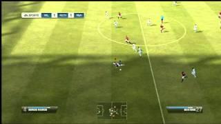 Fifa 12 - Milan vs Real Dual Commentary avec Aegman2