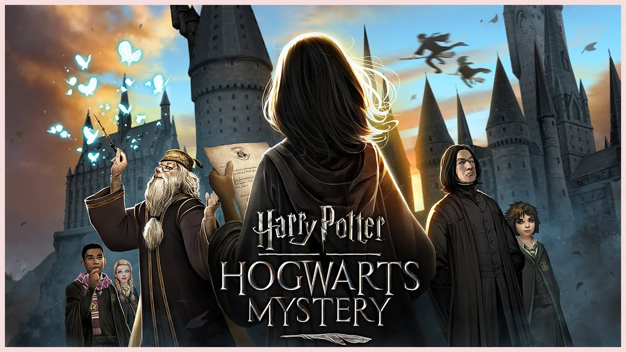 LES ENNUIES COMMENCENT #04 - [HARRY POTTER HOGWARTS MYSTERY]