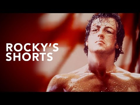 How A Pair Of Shorts Shaped ROCKY's Legacy