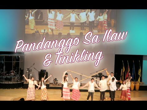 PANDANGGO SA ILAW & TINIKLING | Filipino Folk Dance
