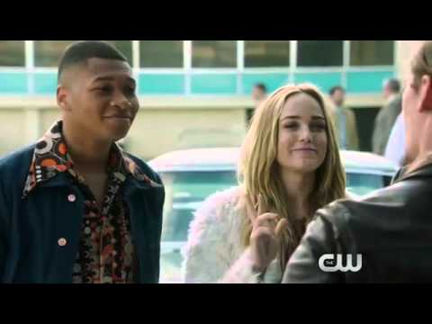 DC's Legends of Tomorrow   Disco Inferno Interview