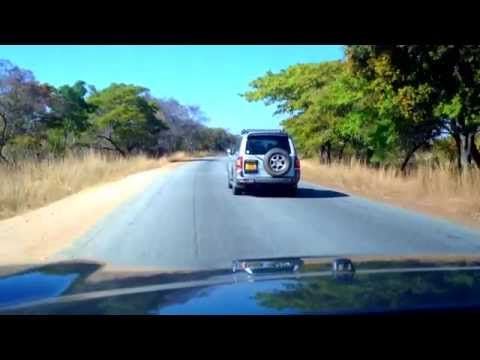 ZIMBABWE TO SOUTH AFRICA ROAD TRIP | SEASON 1 EPISODE 1