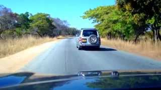 Zimbabwe To South Africa Road Trip