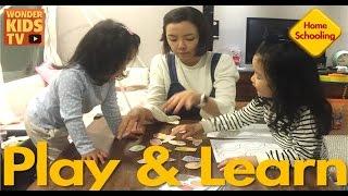 재미있는 키즈 영어–  ABC 영어공부, 알파벳 배워보기 Learn & play, alphabet