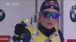 "Biathlon - "" Sprint Damen "" - Ruhpolding 2020 / "" Sprint Women """