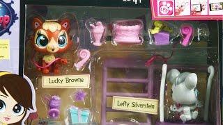We Love to Party Themed Pack / Zestaw Tematyczny Czas na Imprezę - Littlest Pet Shop