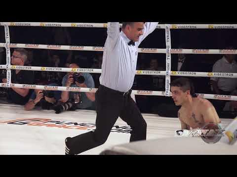 Andranik Grigoryan vs Ricardo David Ocampo  4K ÉDITION