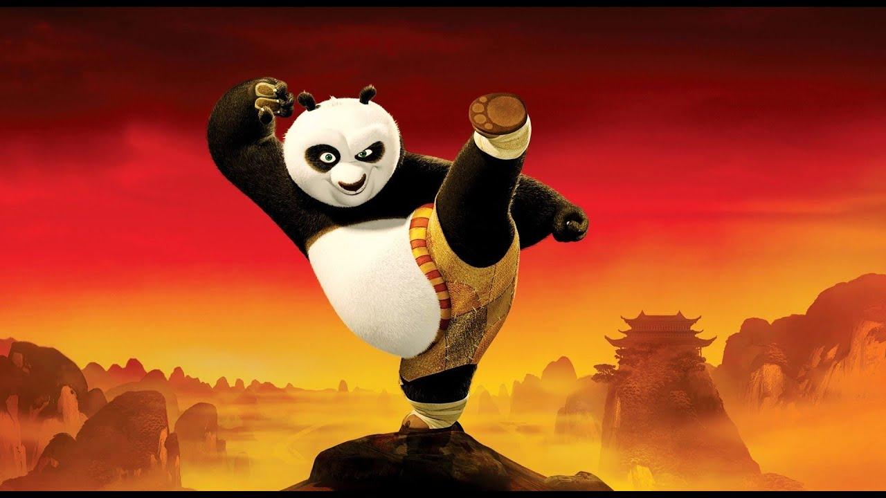 Kung Fu Panda - TUTORIAL: Como colorear a Kung Fu Panda ...