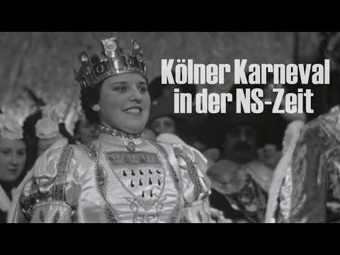 Köln - Karneval in der NS-Zeit - 1938: Die ungeküsste Mutter Colonia