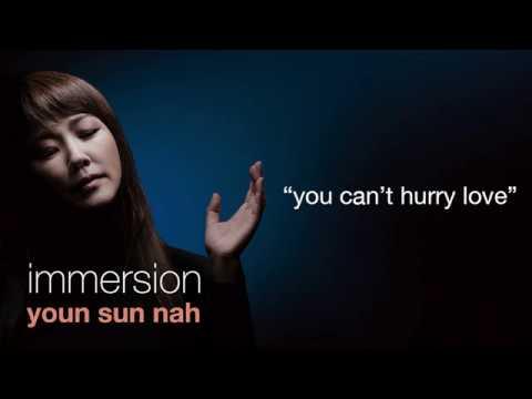 Youn Sun Nah – You Can't Hurry Love [Official Audio]