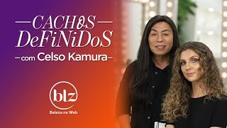 Como finalizar cabelo cacheado com Celso Kamura I Beleza na Web