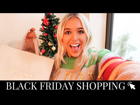 COME BLACK FRIDAY SHOPPING WITH ME ONLINE -  Black Friday Haul + Best Discounts